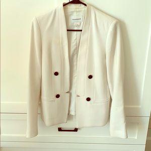 White Club Monaco blazer